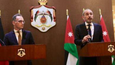 وزير خارجية ألمانيا || عمل الأونروا مهم جداً وسنواصل دعمها ونؤيد حل الدولتين
