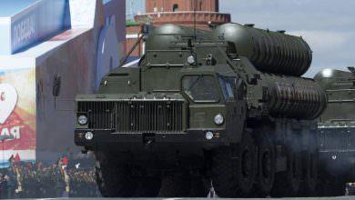 روسيا تعلن موعد تسليم منظومة الصواريخ اس -400 الى تركيا