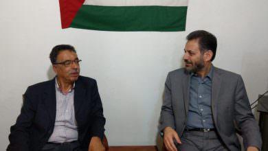 الجهاد الإسلامي تلتقي فتح الانتفاضة في بيروت