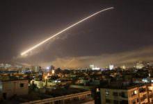 الدفاعات الجوية السورية تتصدى لهجوم صاروخي صهيوني فجراً