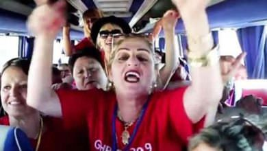 تحيا إسرائيل تحيا تونس فيديو لفوج سياحي يهودي يثير جدلا واسعا