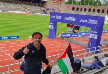 هتافات لفلسطين في ماراثون ستوكهولم