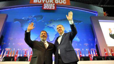 وفاة مرسي.. أردوغان يتعهد بمحاكمة النظام المصري دوليا والقاهرة تستنكر