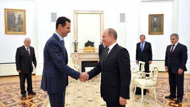 بوتين عن الصفقة || لا أبيع بشار الأسد