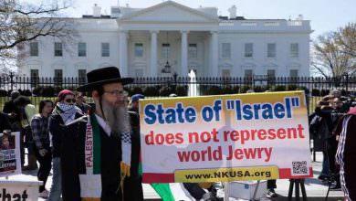 محتجون يهود || لن نخدم في جيش دولة لا نعترف بها