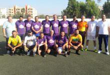 انهى نادي الهلال الفلسطيني دورة القدماء الثالثة بين تفاهم الهلال والنضال ضد فلسطين