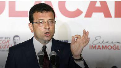 إمام أوغلو يعد ببداية جديدة ويمد يده للعمل مع أردوغان