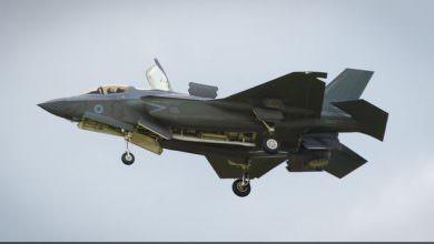 تقرير || وقف تدريب الطيارين الأتراك على مقاتلات إف-35 في قاعدة أمريكية