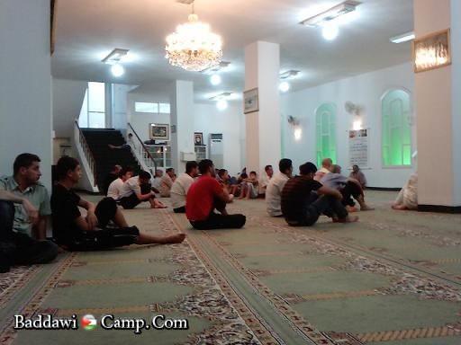 صور في رمضان من مخيم البداوي