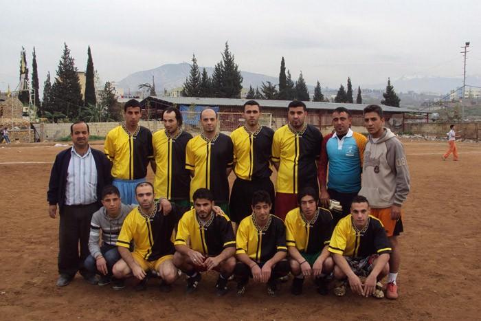 فوز نادي الصمود على نادي الاقصى ضمن بطولة كأس فلسطين