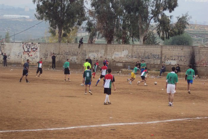 فوز نادي القدس على نادي المهاجرين