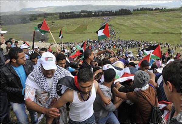 حداد فلسطيني عام غدا .. إكراما لشهداء العودة وشهداء فلسطين
