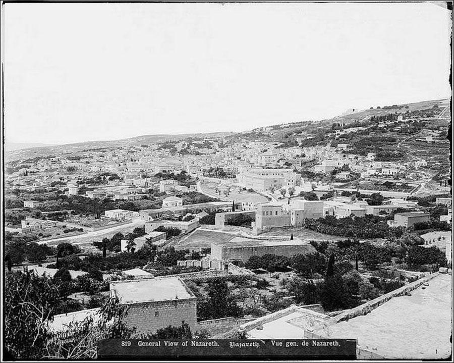تعرف على مدينة الناصرة وقراها