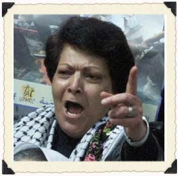 ليلى خالد شخصية فلسطينية مناضلة ضد الإحتلال الإسرائيلي