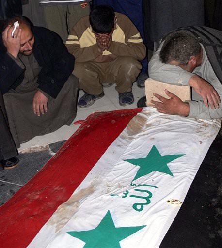 رسالة من ابناء مخيم البداوي الى الشهيد صدام
