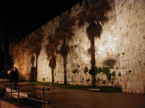 ما اجمل القدس ليلا ... صور ساحره