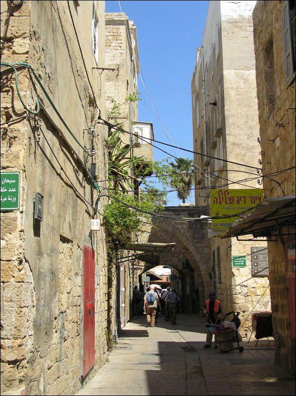 صور جديدة من مدينة عكا الفلسطينية