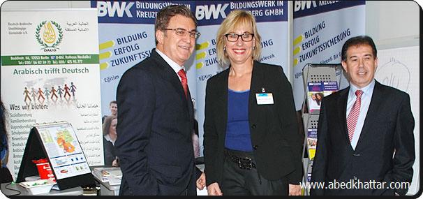 نجاح المعرض الاقتصادي الالماني في برلين لعام 2013