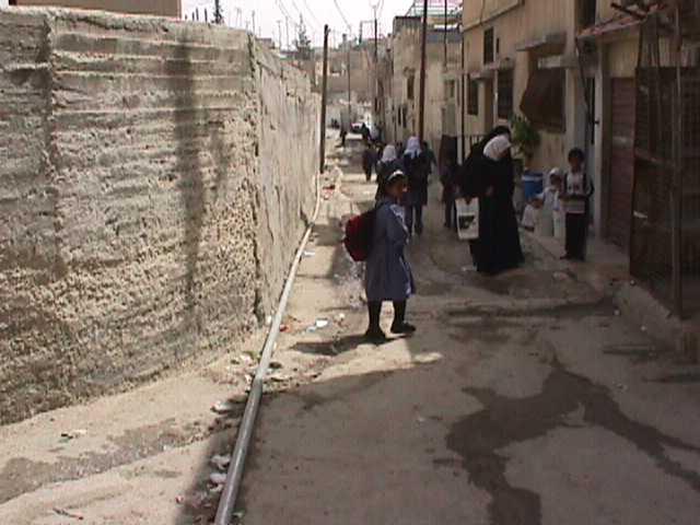 المخيمات الفلسطينية في لبنان