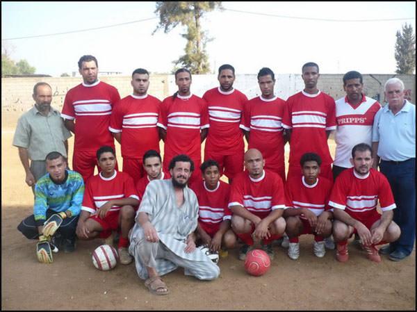 فوز فريق القدس على فريق التنميه - مخيم البداوي