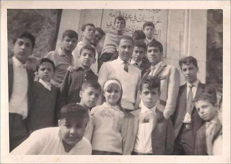 الشاعر الفلسطيني محمد عبد المجيد نجم- شاعر من مخيم البداوي