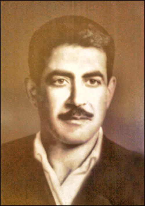 الشهيد منصور إسماعيل قرطام