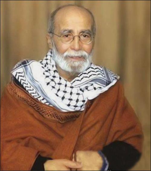 نعي القائد الوطني الكبير ابو علي شاهين
