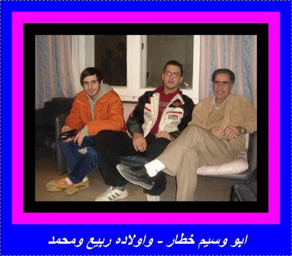 ألف مبروك أستاذ أسامة خطار على المولود الجديد