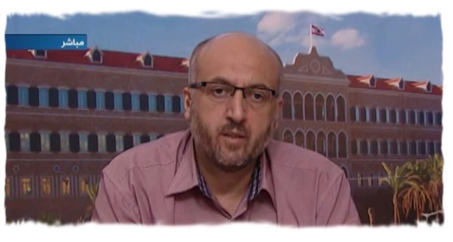 ممثل حركة حماس في شمال لبنان الاخ ابو ربيع شهابي على قناة القدس الفضائية