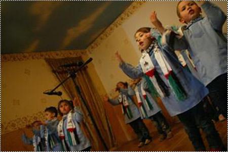 افتتاح مركز لـ بيت أطفال الصمود في مخيم نهر البارد