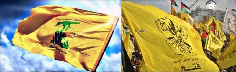 حزب الله التقى وفداً من فتح لتوحيد الصف الفلسطيني ودعم الانتفاضة