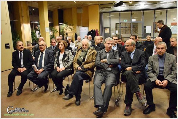 حفل تأبين الذكرى العاشرة لرحيل الدكتور توفيق نويصري في برلين