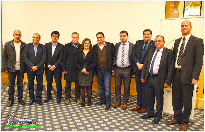الإتحاد العام للأطباء والصيادلة الفلسطينيين يقيم حفله السنوي