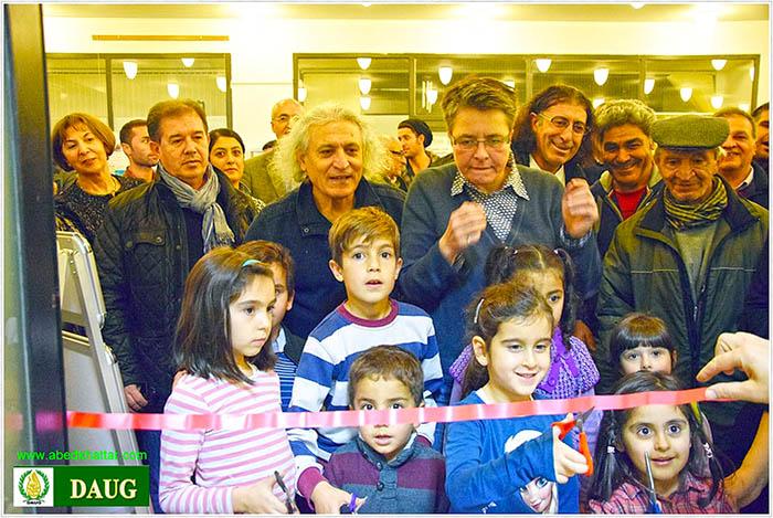 افتتاح مكتب جديد في منطقة كرويزبيرغ لمساعدة اللاجئين الجدد في برلين