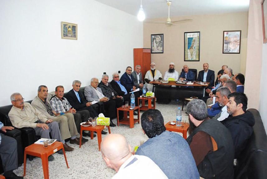الأمنية العليا في عين الحلوة تطالب عائلات المغدورين بتسليم القاتل في كل منهما