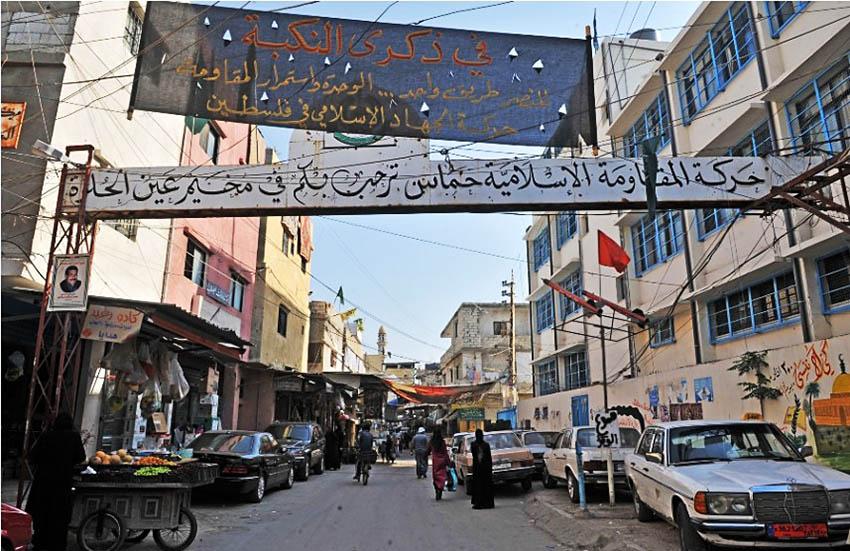 مرجعيات لبنانية تتمنى على القيادات الفلسطينية تهدئة الوضع في عين الحلوة