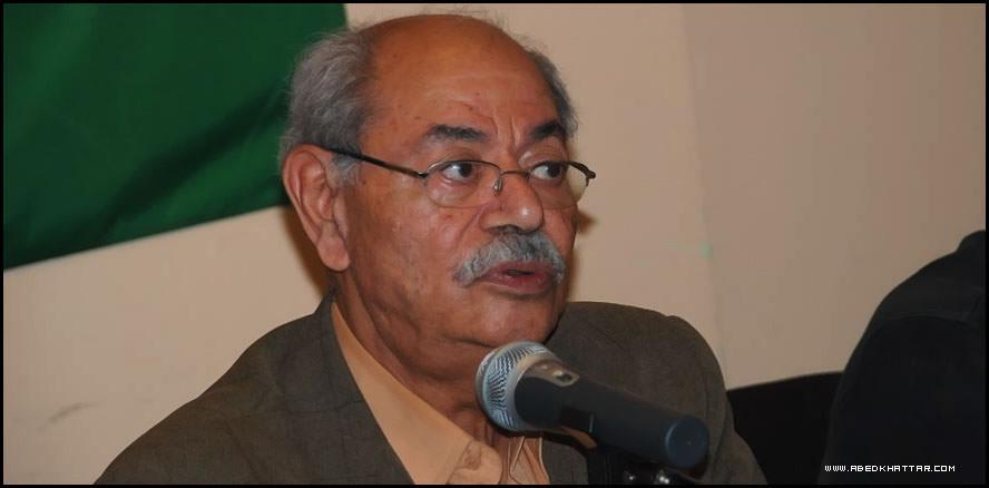 محاضرة سياسية للمناضل صلاح محمد صلاح في ذكرى يوم النكبة 65 في برلين