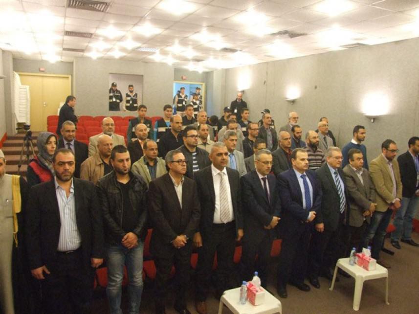 إطلاق دليل القطاع الصحي الفلسطيني في لبنان