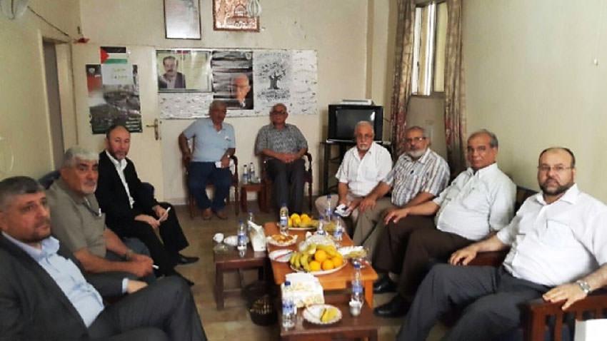 التحالف الفلسطيني يعقد اجتماعه الدوري في مار الياس