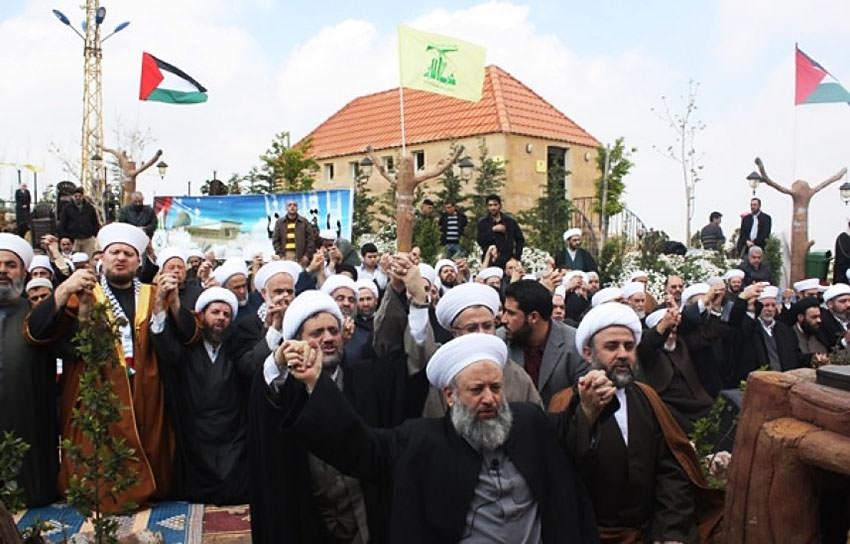 تجمع العلماء حيا الانتفاضة في فلسطين || إحياء حقيقي ليوم الأرض