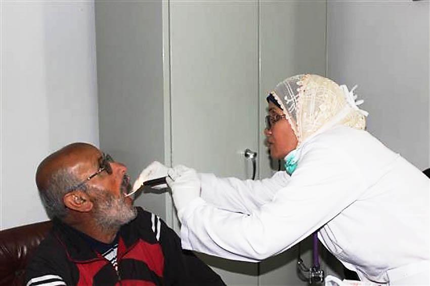 بمناسبة يوم الأرض || الهيئة الصحية الإسلامية تنظم يوم علاج مجاني في المخيمات