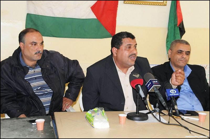 مؤتمر صحفي للفصائل الفلسطينية رداً على ما تناقلته جريدة الديار اللبنانية