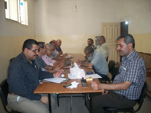 لقاء بين قيادتي الشعبية والديمقراطية في مخيم البداوي