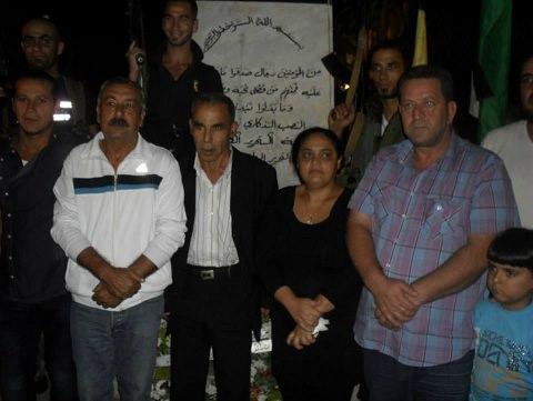 وفد من منظمة التحرير يزور نصب الشهداء في المية ومية