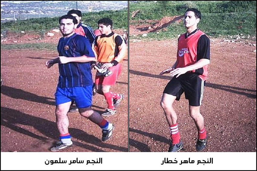 نتيجة مباراة فريق شبيبة فلسطين مع نادي الدره