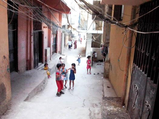 الأوضاع الإنسانية والاجتماعية في مخيم البداوي