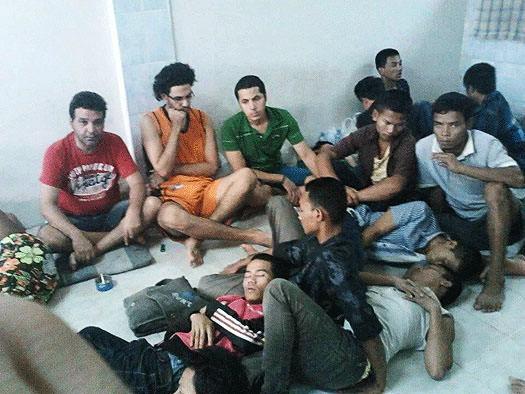 فلسطينيون من سوريا الى لبنان.. فمعتقلات بانكوك في تايلاند