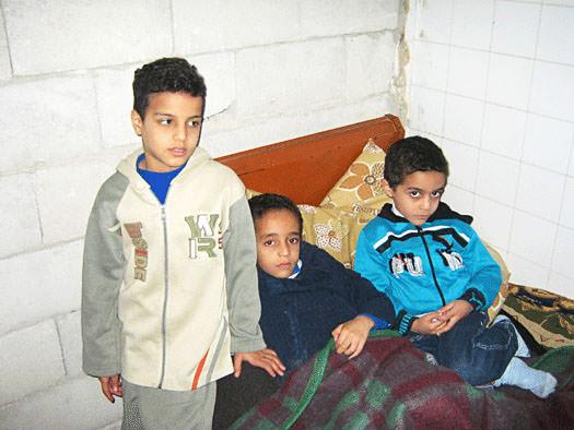 نازحو اليرموك الى البداوي    اكتظاظ يتفاقم وظروف بائسة