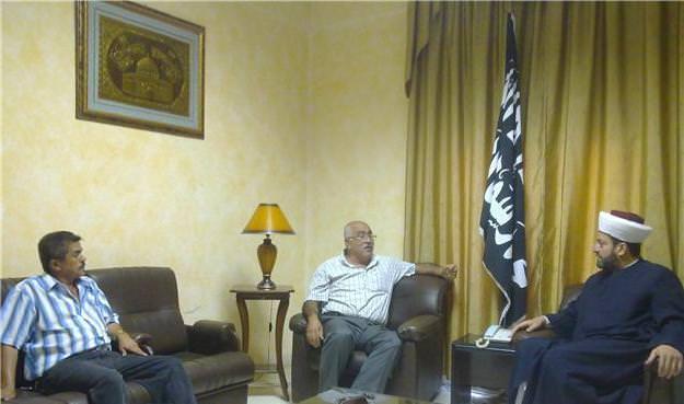 لقاء بين الجبهة الشعبية لتحرير فلسطين وحركة التوحيد الإسلامي