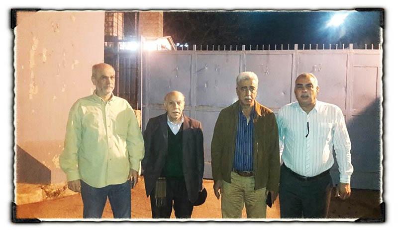 إغلاق المقر الرئيسي للأونروا احتجاجاً على تقليص الخدمات في بئر حسن